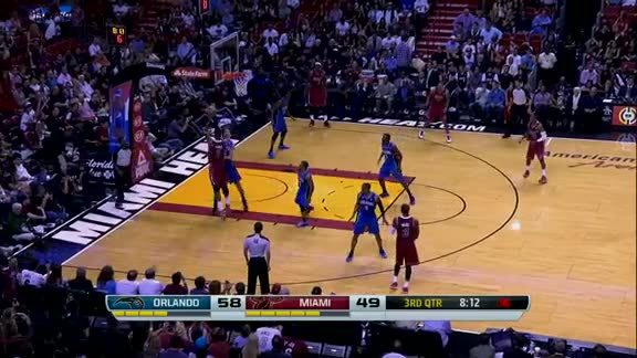 Scouting the Heat Play #5