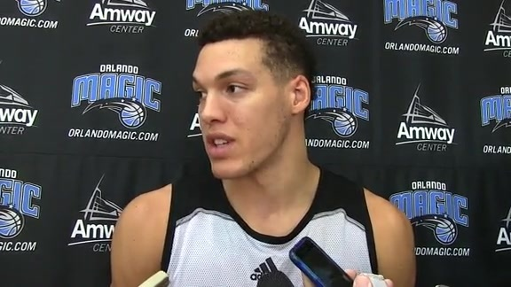Injury Update: Aaron Gordon