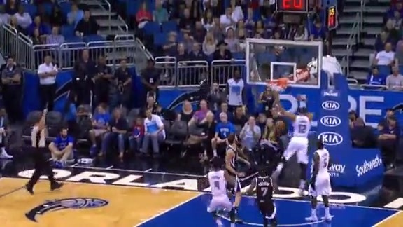 Magic Rewind: Top Dunks of Week 4
