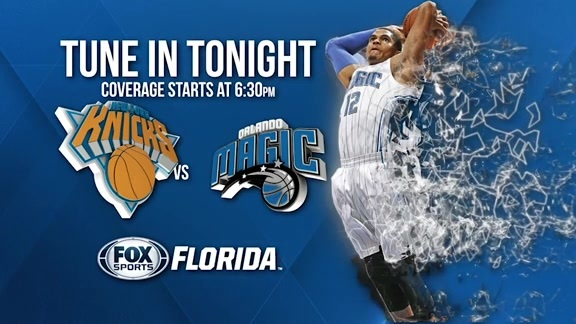 Magic Gameday with Dante and Galante: Magic vs. Knicks