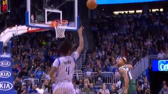 Highlights: Bucks vs Magic