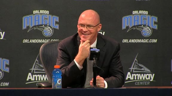 Skiles on Win over Bucks