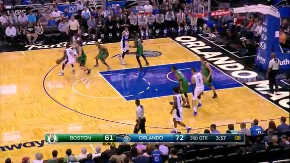 Highlights: Celtics vs Magic