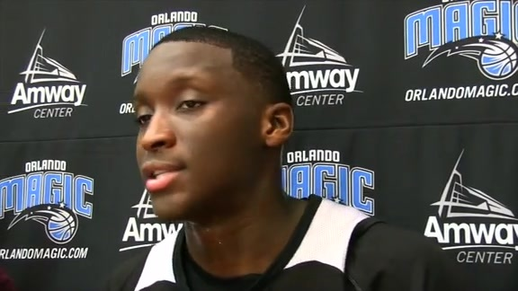 Injury Update: Victor Oladipo