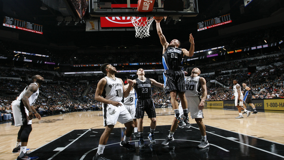 Joey Analiza: Magic vs. Spurs (Feb. 1)