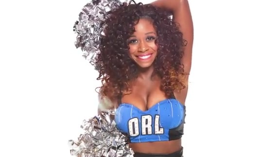 2015-16 Orlando Magic Dancer Profiles: Victoria R.