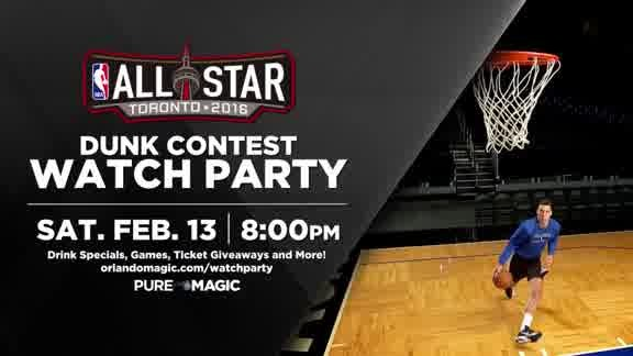 Dunk Contest Watch Party