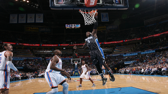 Joey Analiza: Magic vs. Thunder (Feb. 3)