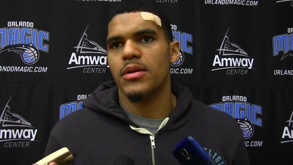 Tobias Harris Gives Injury Update
