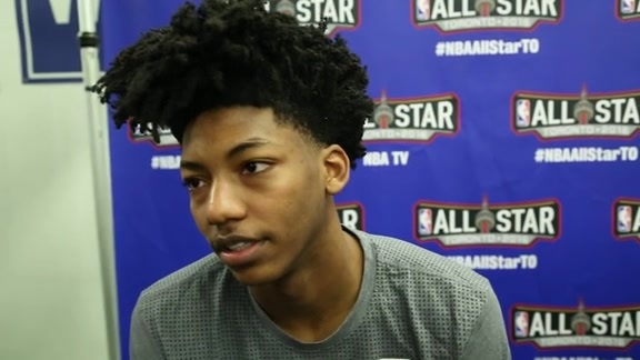 All-Star Weekend: Elfrid Payton