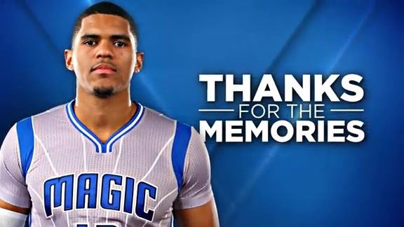 Thank You, Tobias Harris