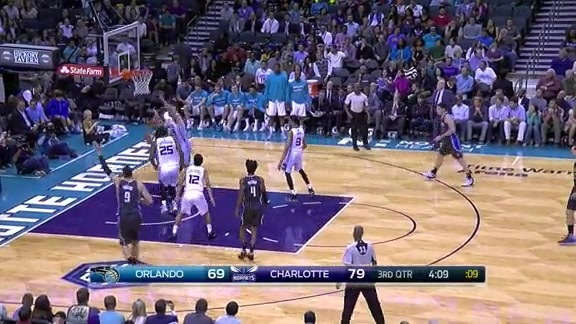 Highlights: Fournier vs Hornets