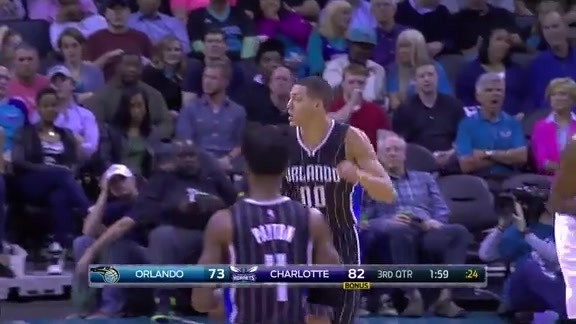 Highlights: Gordon vs Hornets