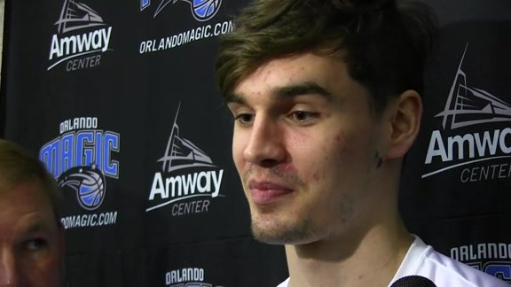 Mario Hezonja: Exit Interview