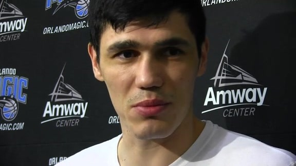 Ersan Ilyasova: Exit Interview