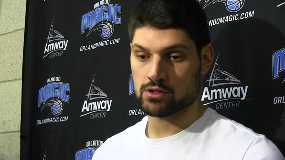 Nikola Vucevic: Exit Interview