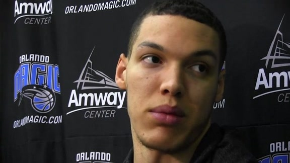 Aaron Gordon: Exit Interview