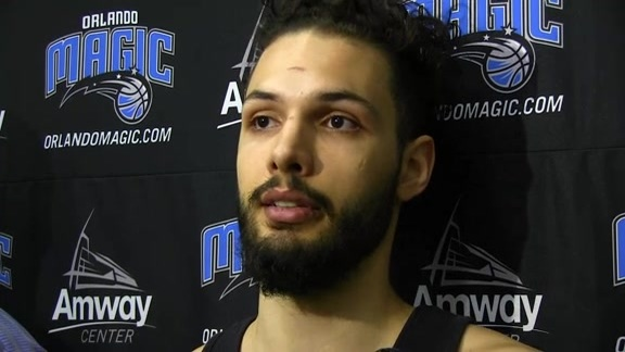 Evan Fournier: Exit Interview