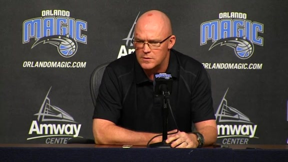 Scott Skiles: Exit Interview