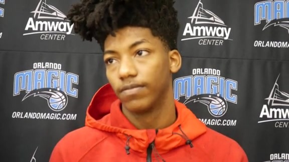 Elfrid Payton: Exit Interview