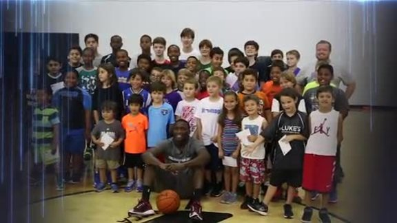 NBA Community Assist Award: Victor Oladipo