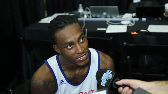 Cat Barber: NBA Draft Combine
