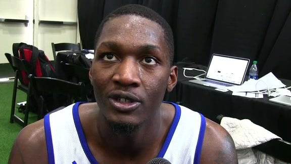 Dorian Finney-Smith: NBA Draft Combine