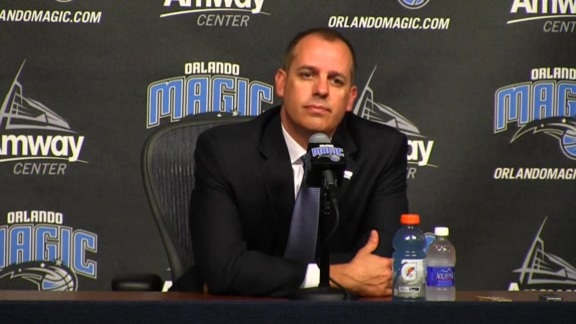Frank Vogel's Introductory Press Conference