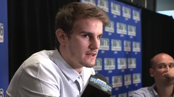 NBA Pre-Draft: Dragan Bender