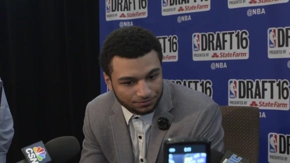 NBA Pre-Draft: Jamal Murray