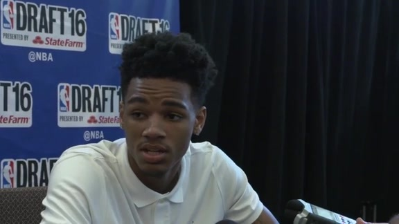 NBA Pre-Draft: Dejounte Murray