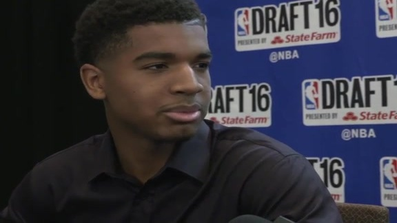 NBA Pre-Draft: Marquese Chriss