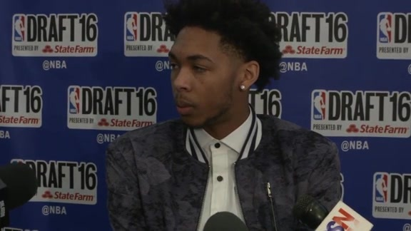 NBA Pre-Draft: Brandon Ingram