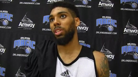 Devyn Marble: Summer League