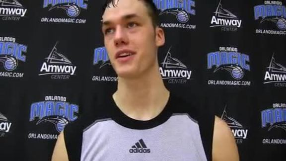 Stephen Zimmerman: Summer League