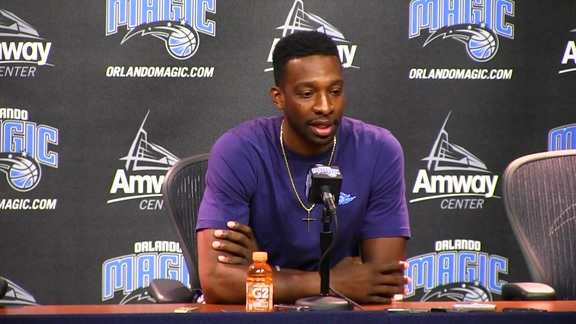 Jeff Green's Introductory Press Conference