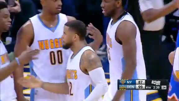 D.J. Augustin Hoop and Harm
