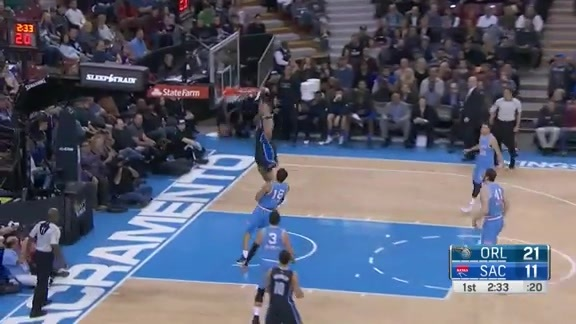 Aaron Gordon Alley-Oop Dunk