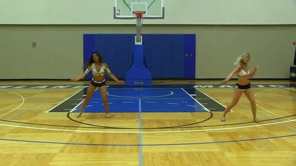 Orlando Magic Dancer Auditions: Lily and Cierra
