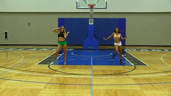 Orlando Magic Dancer Auditions: Tori and Zuli