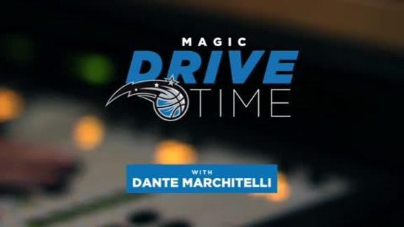 Nikola Vucevic on Magic Drive Time