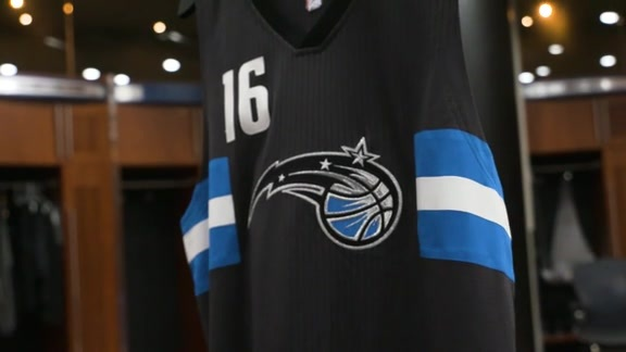 Magic Unveil New Stars Alternate Uniform