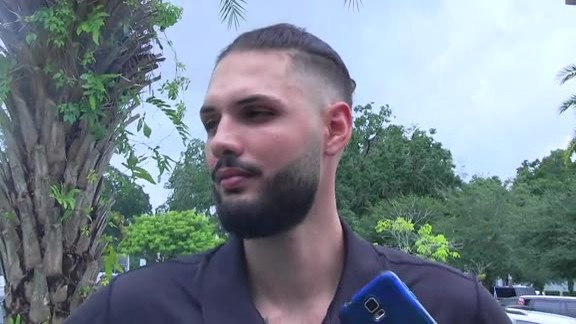 Catching Up with Evan Fournier
