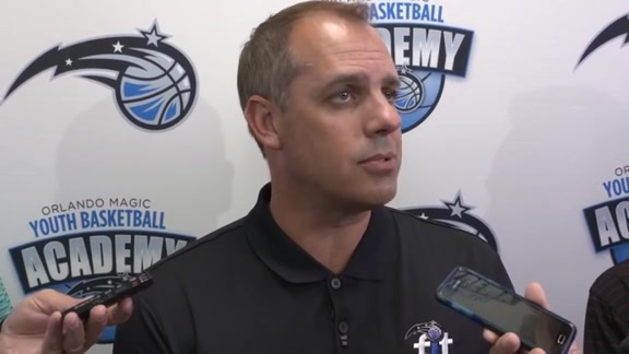 Frank Vogel: Offseason Update