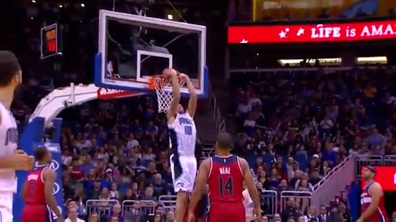 Aaron Gordon: Top Dunks of the Season