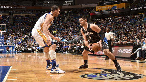Film Room: Nikola Vucevic's Court Vision