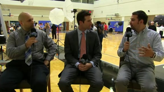 Magic Media Day: Rob Hennigan