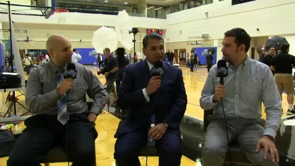 Magic Media Day: Alex Martins