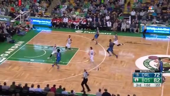 Elfrid Payton Steal vs Celtics