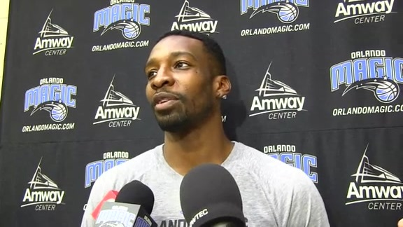 Jeff Green: Camp Day 2